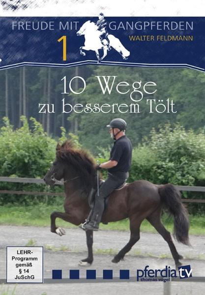 10 Wege zu besserm Tölt Feldmann DVD Teil 2