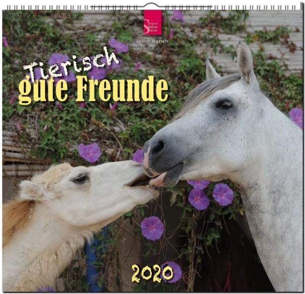 Tierisch gute Freunde - Original STÜRTZ-Kalender 2020