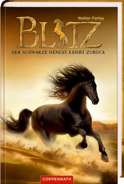 Blitz (Bd. 2) - Der schwarze Hengst kehrt zurück
