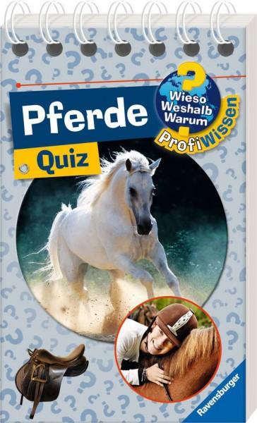 Pferde Quiz - www ProfiWissen