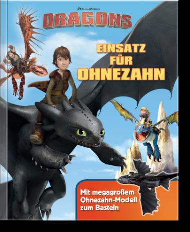 Dragons - Einsatz für Ohnezahn