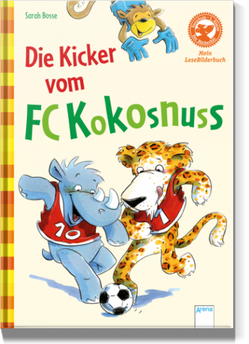 Die Kicker vom FC Kokosnuss