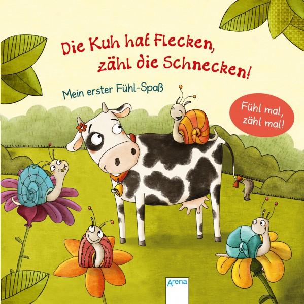 Die Kuh hat Flecken - zähl die Schnecken!