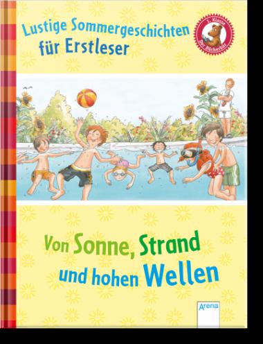 Lustige Sommergeschichten für Erstleser