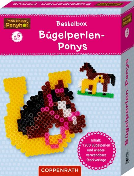 Bastelbox: Bügelperlen-Ponys
