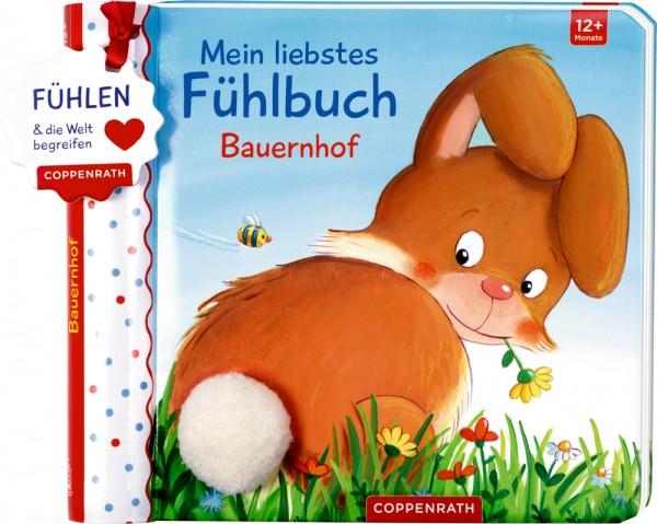 Mein liebstes Fühlbuch: Bauernhof (Fühlen&begreifen)