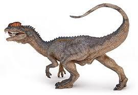 Dilophosaurus Dinosaurier Papo 55035