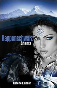 Rappenschwarz - Shanta