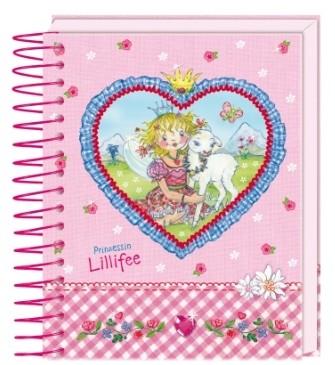 Mal- und Einschreibbuch Prinzessin Lillifee