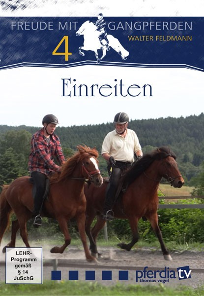 Einreiten Feldmann DVD Teil 4