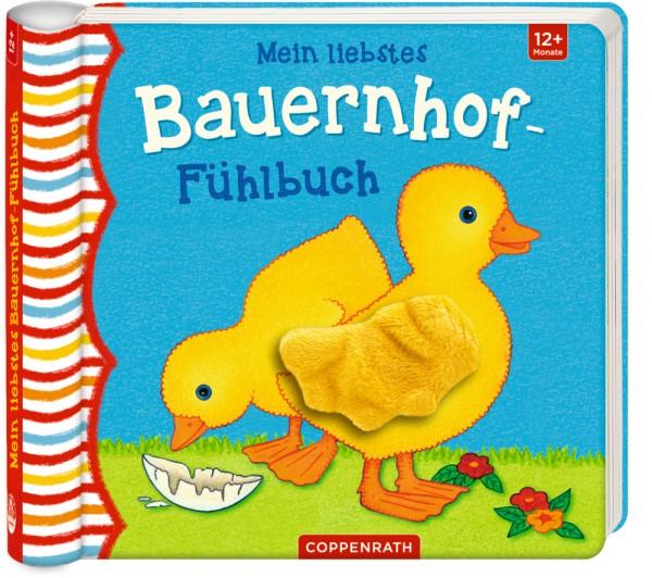 Bilderbuch: Mein liebstes Bauernhof-Fühl-Buch