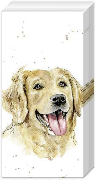 """FARMFREINDS """"DOG"""" - Papiertaschentücher"""