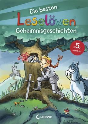 Leselöwen - Das Original - Die besten Leselöwen-Geheimnisgeschichten